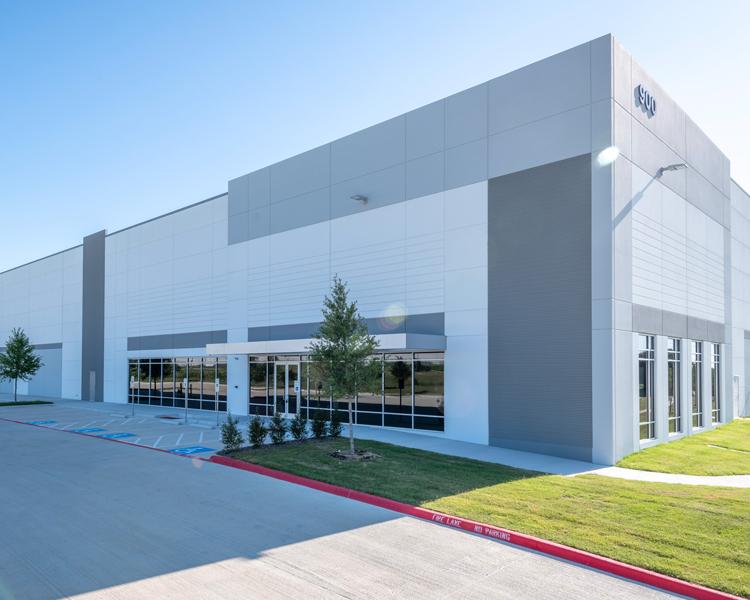State-of-the-art 75/Wilmeth @ McKinney building - McKinney, TX