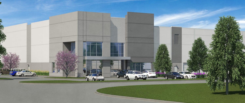 Hunt Southwest Industrial Real Estate | I-35 Convergence @ Denton - Denton, TX - 250,080 SF AVAILABLE